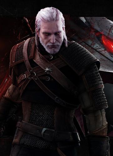 Hat Hexar Geralt bald seinen ersten Auftritt in einem Comic?