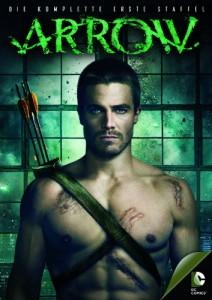 arrow-staffel-1-cover