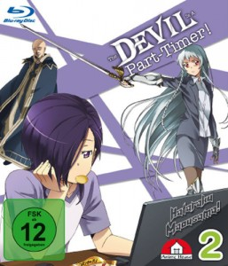 the-devil-is-a-part-timer-vol-2-cover