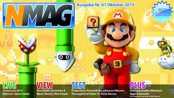 NMag #61 Cover