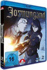 jormungand-vol-2-cover