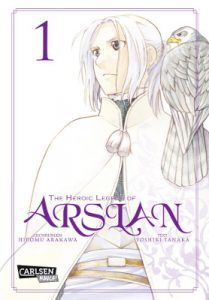 the-heroic-legend-of-arslan-band-1-cover