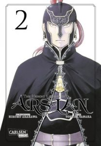 the-heroic-legend-of-arslan-band-2-cover